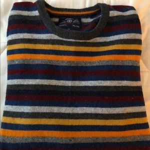 American 🦅 sweater! Lovely colors..